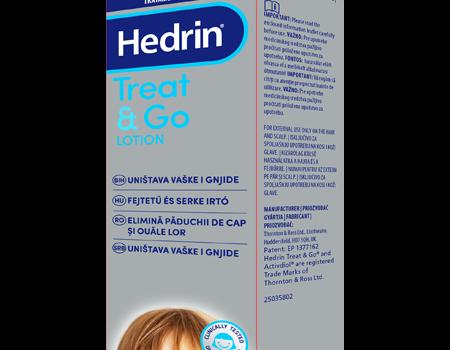 Hedrin Treat&Go Lotiune